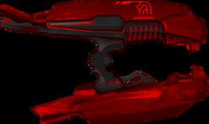 Halo Reach Brute Plasma Rifle