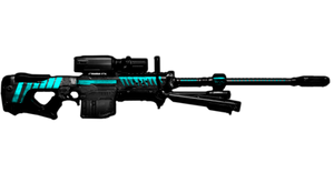 Request: Spartan Riot Rojas Sniper Rifle.