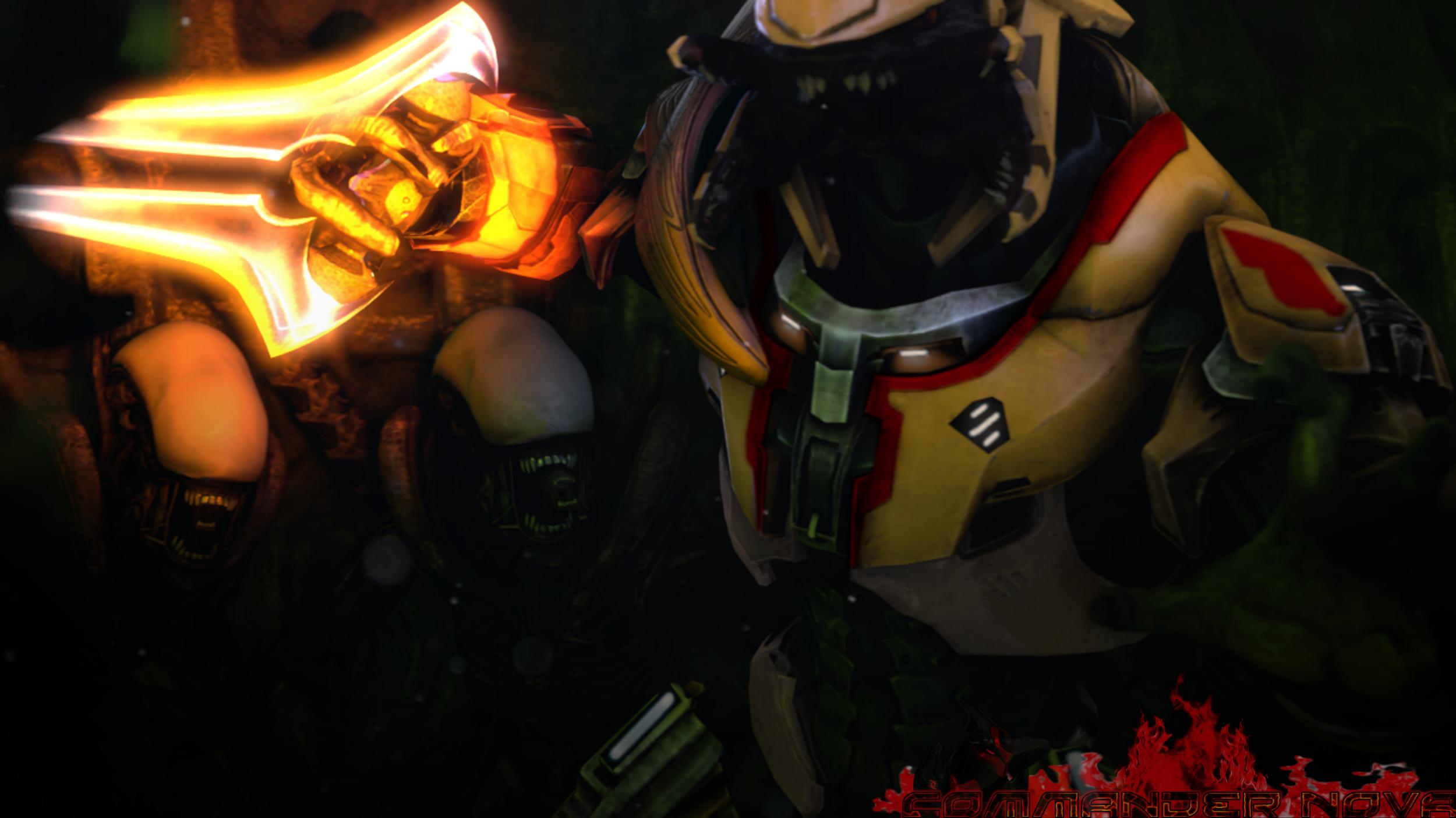 Predatorial Halo Artwork on Predatorial-Halo - DeviantArt