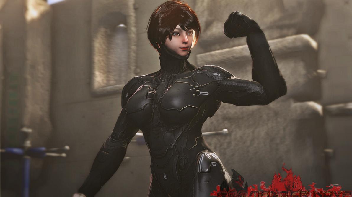 Gift: Spartan Firepower... by CommanderNova702