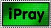 iPray -Stamp- by BlueStencil