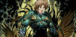 Akihisa Yoshii Host Of The Darkness  by jctdragonwarrior