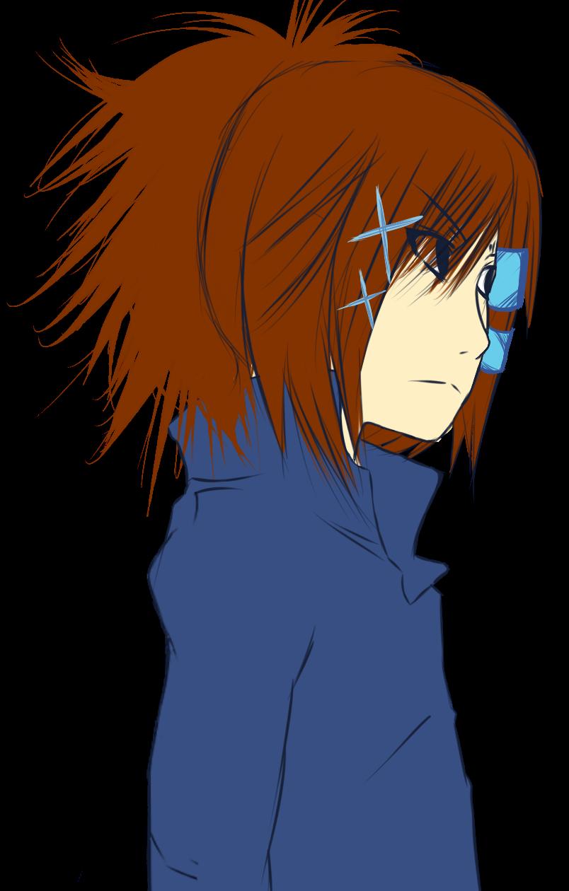 Digimon OC Edit Doodle by AngelOfSatire