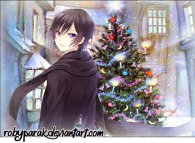Lelouch ~ Christmas Time