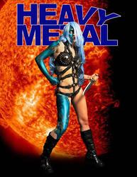 Heavy Metal Magazine #2 by BrieannaB
