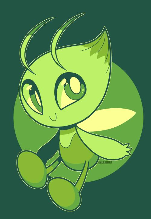 Onion Fairy by SoulKillur