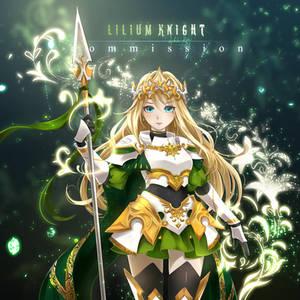 [ COMM ] Lilium Knight