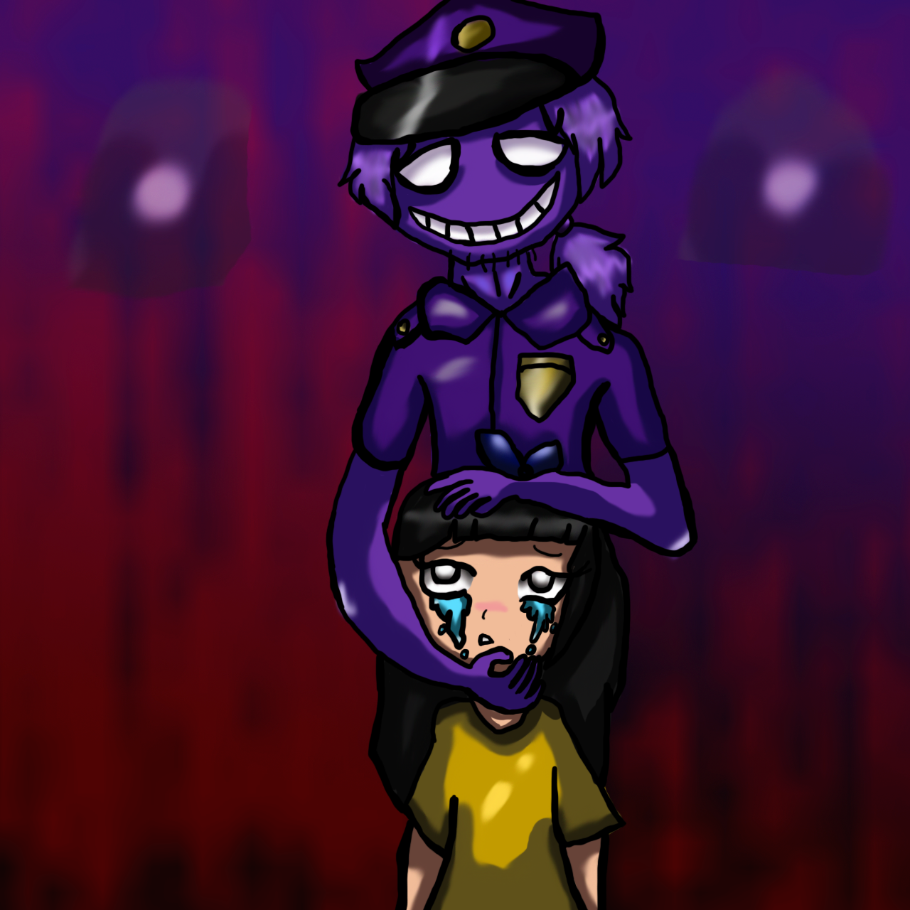 Fnaf are you lost by pokechan13 on deviantart