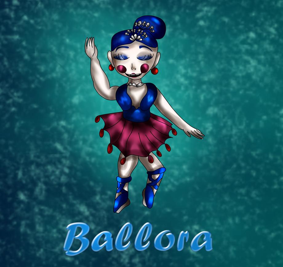 Ballora Poster By Pokechan13 On DeviantArt