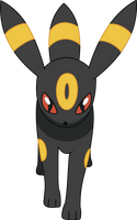 Umbreon - Front