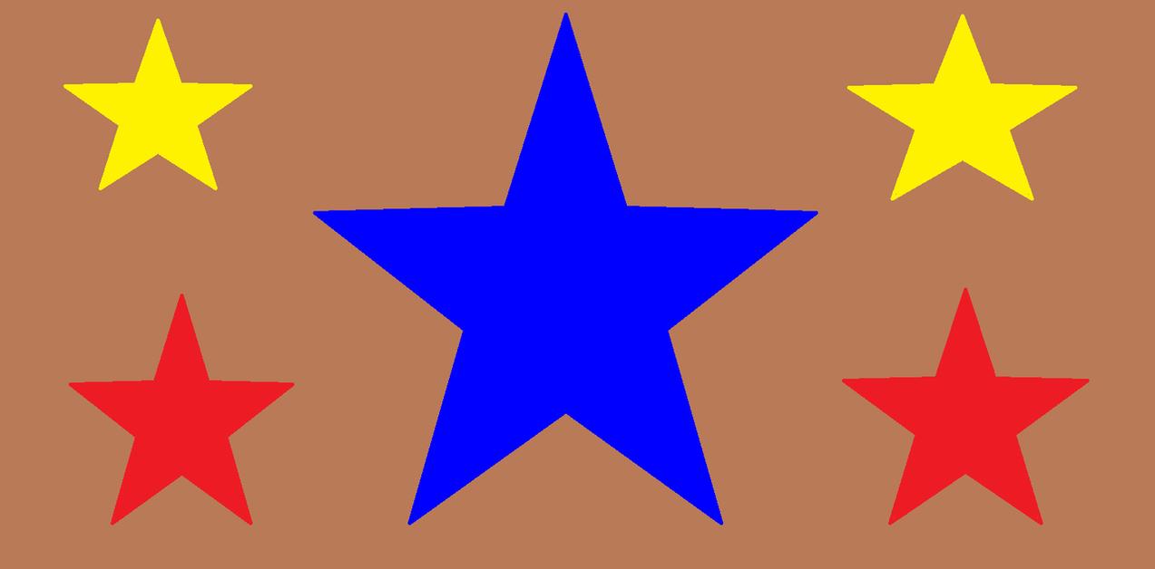 United Acorn Republic flag by SubwayArtist47