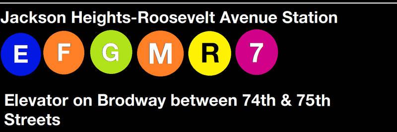 Jack-Roosevelt Fictional Sign