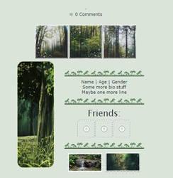 F2U Forests Noncore Profile Code