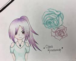 Clara Rosebrook by silvermist999