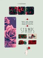 Red Roses F2U Non-Core Profile Code by silvermist999