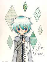 Jem Xildove by silvermist999