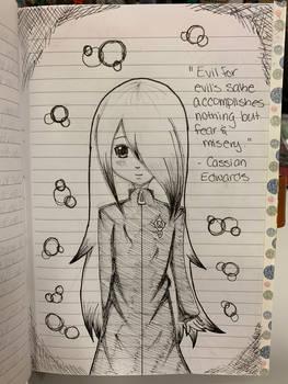 Cassian Sketch