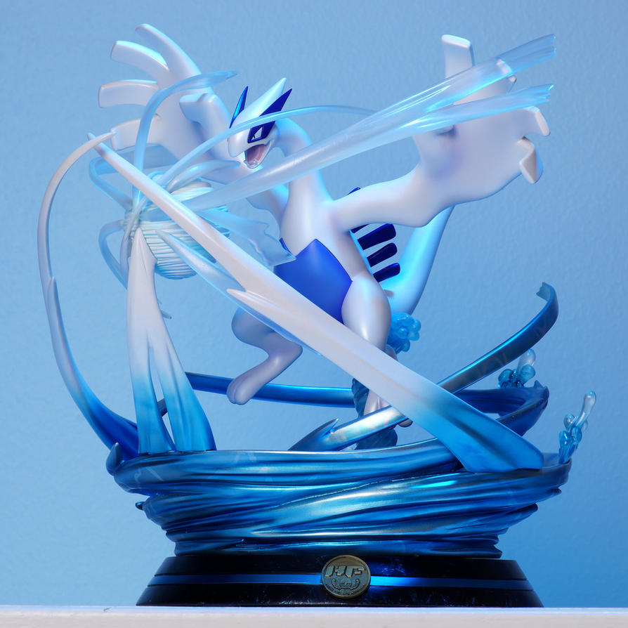 King Finger Lugia Review by Chocolate-Spider