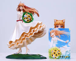 Spice and Wolf Wedding Holo Review by Chocolate-Spider