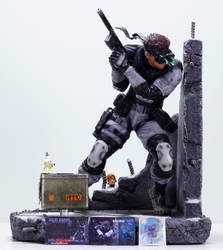 Solid Snake Exclusive Edition by Chocolate-Spider