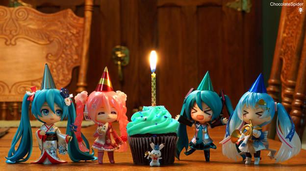 Happy Birthday, Miku! (2021)