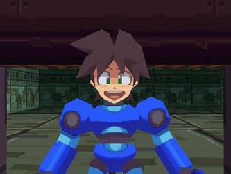 Mega Man 64 by Excadriller