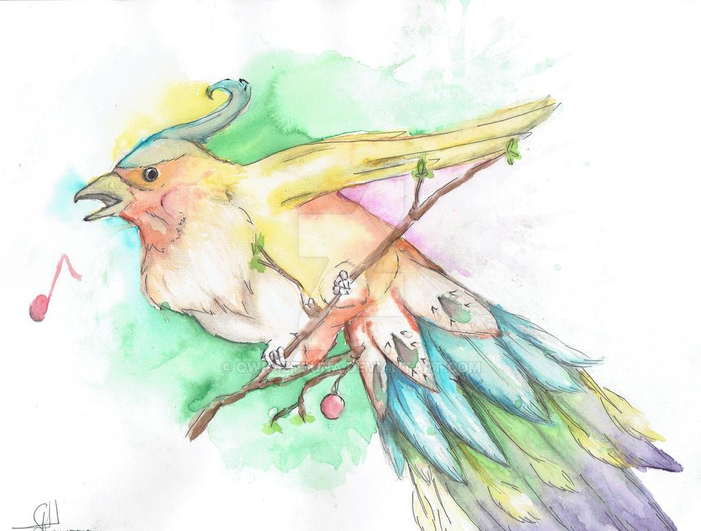 the adarna bird script