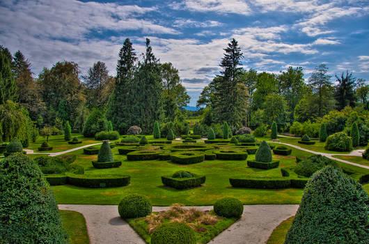 Arboretum gardens