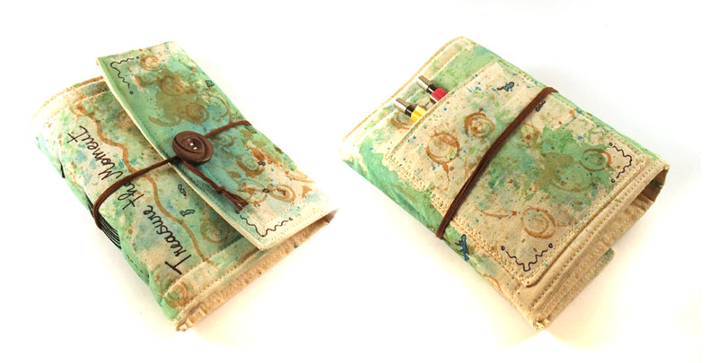 Treasure the Moment, Journal by kreativlink