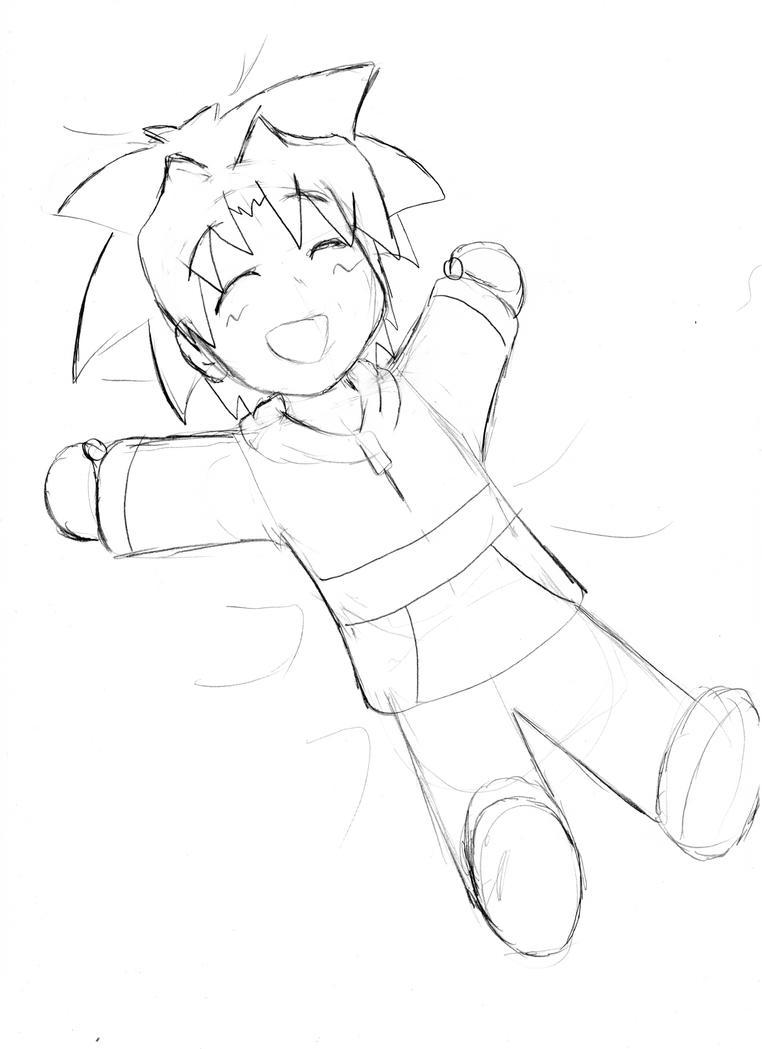 Chibi Sammy by animeister