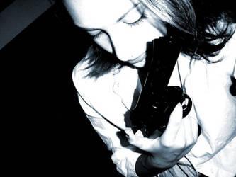 Girls carry guns too by AsiloInsano
