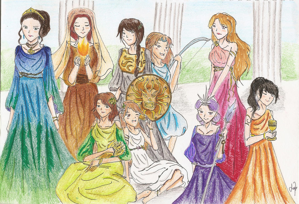 an introduction to the mythology of the greek goddesses The twelve olympian gods and goddesses of the twelve olympian gods and goddesses of greek mythology because that was a natural introduction to the glories of.