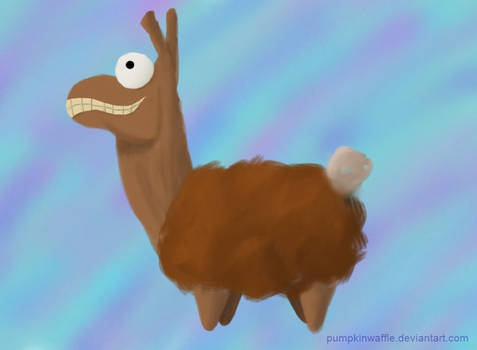 Give me a Llama