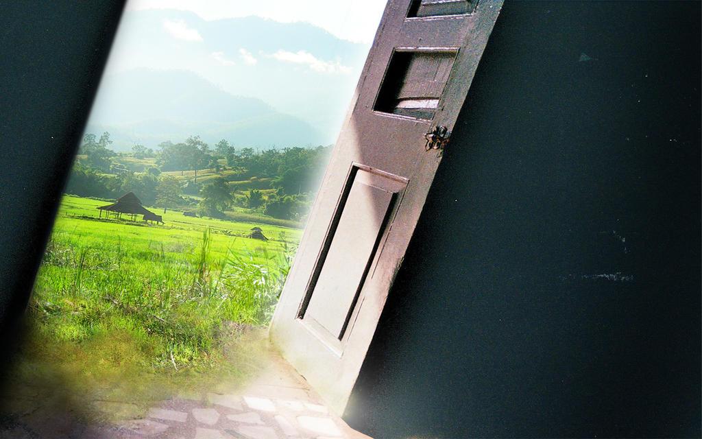 Magic Door by j-tech ... & Magic Door by j-tech on DeviantArt