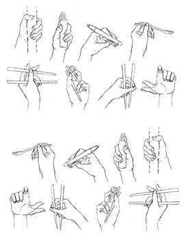 Hands: Objects Pt. 1