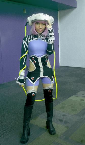Motoko Costume