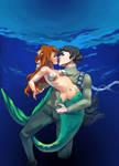 A Kiss by taho