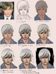 Anime Painting Tutorial: Boy