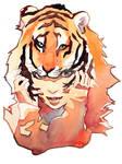Tiger Hat Girl