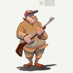 SD: Elmer Fudd