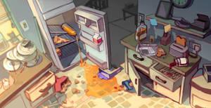 Visual Development: Kitchen