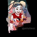 Harley Quinn  SS edit
