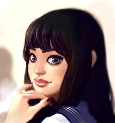 School Crush by taho