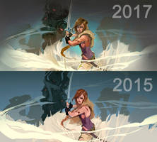 Color Improvement by taho