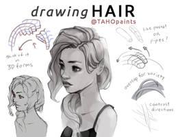 Mini Tutorial: Hair 01