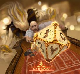 Mythgard Mobile Game Art 1