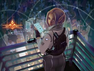 Mythgard Mobile Game Art 4