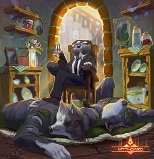 Mythgard Mobile Game Art 6