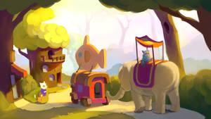 Cat Village 2