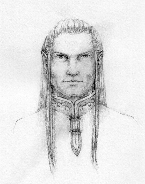 Male elf by Darkus04